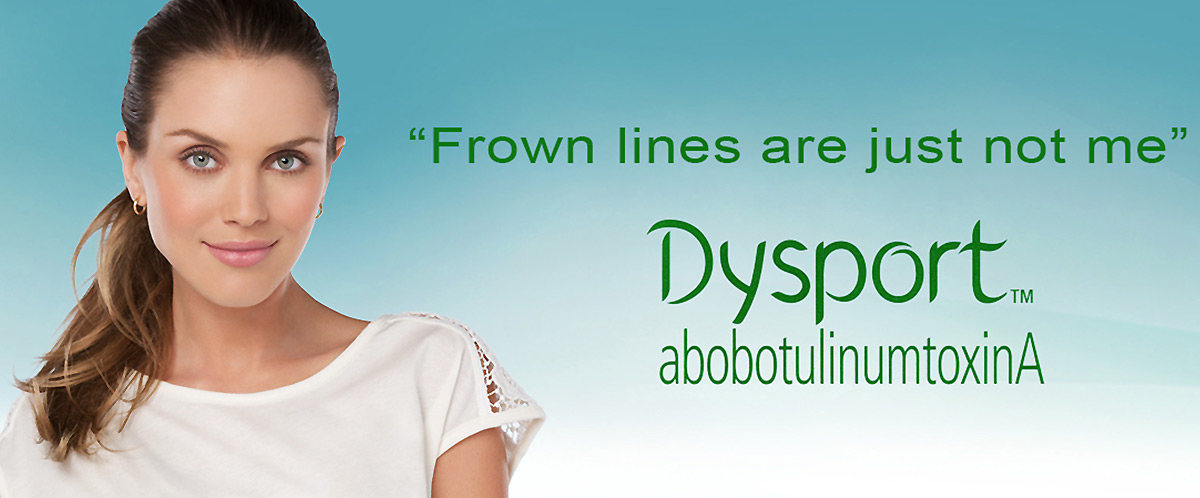 dysport cosmetic injections
